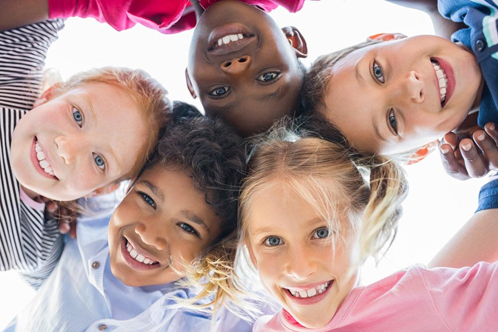 Activités collectives pour les enfants