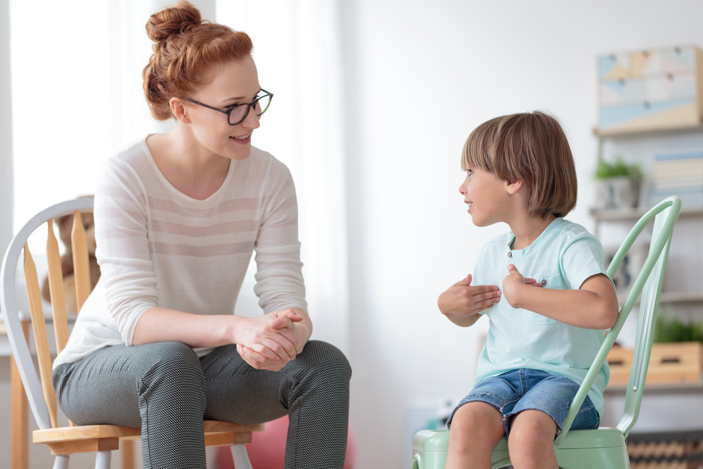Interventions auprès des mères et des enfants